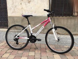 Bicicleta de montaña rochrider Decathlon