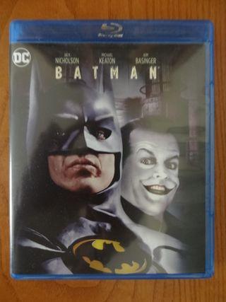 Bluray Batman impecable.