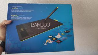tableta grafica wacom bamboo