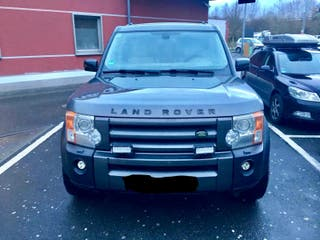 Land Rover Discovery Sport 2007