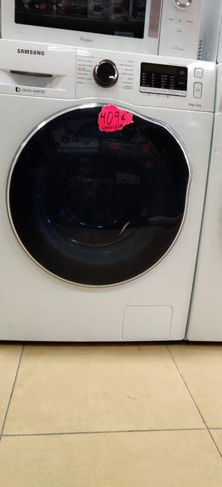 Lavadora secadora SAMSUNG WD80J5430AW