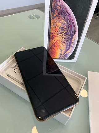 iPhone XS Max 512gb oro