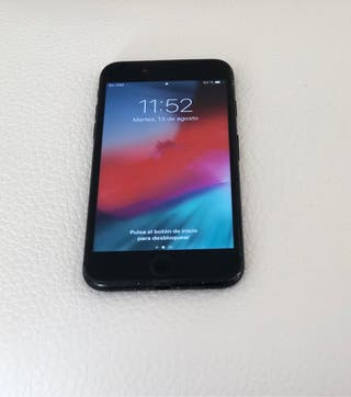 iPhone 7 negro 128gb