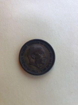 Moneda de 2'5 pesetas de 1953