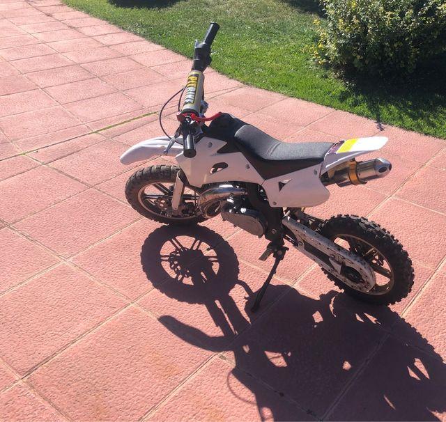 Moto pitbike