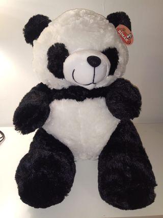 Peluche Nuevo: Oso Panda 50 cm