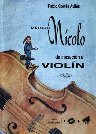 Método Violín Nicolo