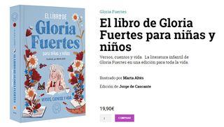 Gloria fuertes para niños libro infantil nuevo