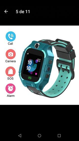 smartwatch reloj niño