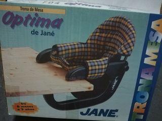 Trona de mesa portátil Jane