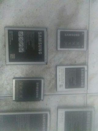 baterias de movil Samsung