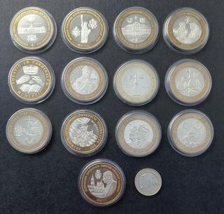 monedas vaticano