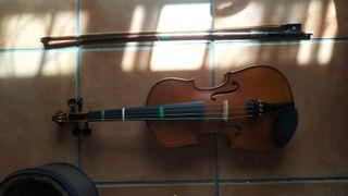 Violin kreutzer school 1/2 seminuevo
