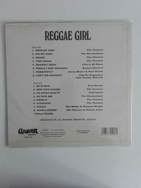The Tennors - Reggae Girl