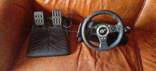 Se vende volante para pc o ps3