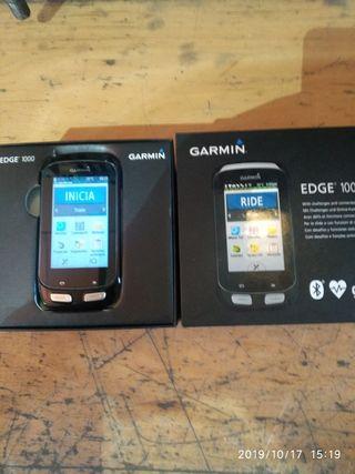 Garmin Edge 1000 pack