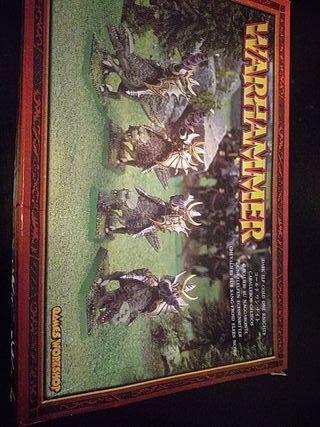 Caballero Gélidos Warhammer Fantasy