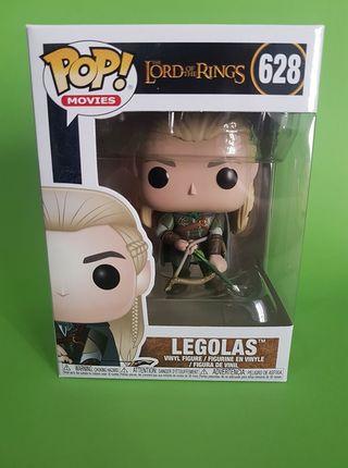 Legolas El Señor de los Anillos Funko Pop 628