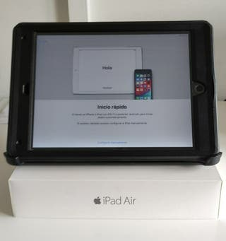 iPad Air 2 + Funda triple capa OtterBox