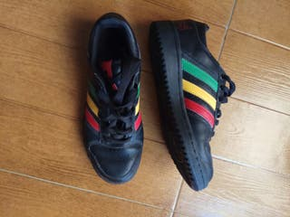 zapatillas adidas rasta
