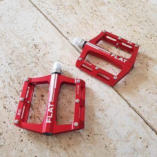 Pedales Aluminio Para mtb o bmx