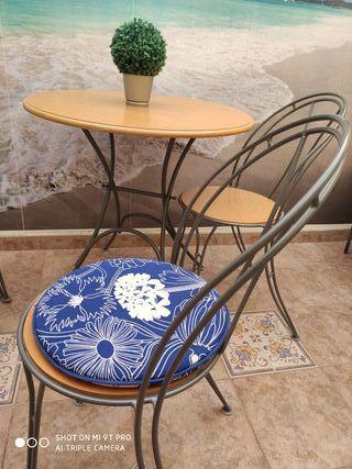 sillas de patio