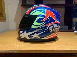 casco arai rx7