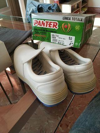 Zapato panter T. 43 nuevo