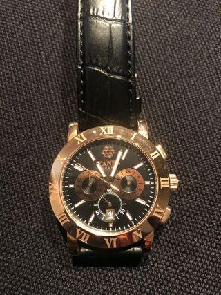 Reloj de oro Cronógrafo Joyería Yanes
