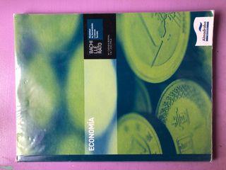 libro economia 2 Bachillerato editorial Almadraba