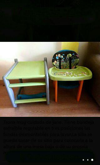 mesa trona Jane bebé
