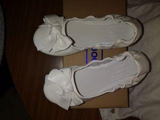 zapato niña sin estrenar