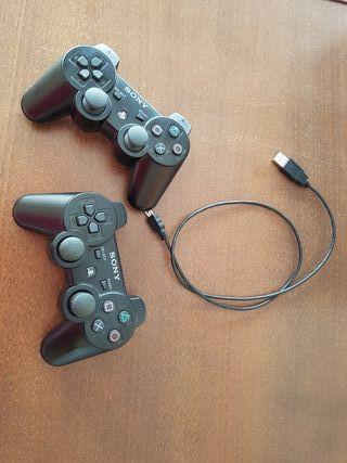 Pack mandos Playstation 3
