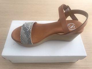 Sandalia de mujer Sotoalto