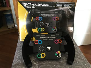 VOLANTE THRUSTMASTER ADD-ON TS-PC RACER. PS4-PC-XB