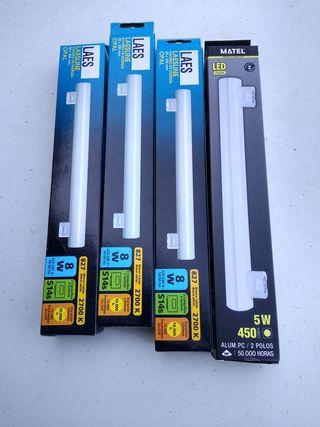 tubos LED 8w s14s