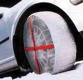 cadenas nieve textiles autosock sin estrenar