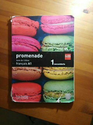 libro francés 1 eso
