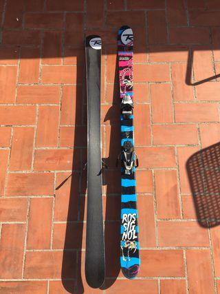 Rossignol freestyle esquis 158cm