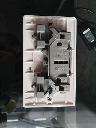 double socket