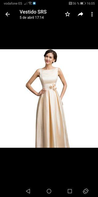 Vestido de novia precioso talla 40_42