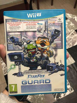 Starfox Guard Wii U Código de Descarga