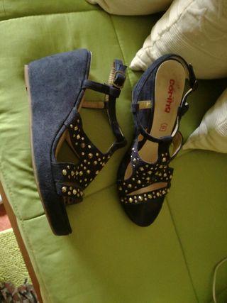 Zapatos para mujer de segunda mano en Béjar en WALLAPOP