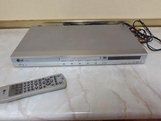 Reproductor de DVD LG