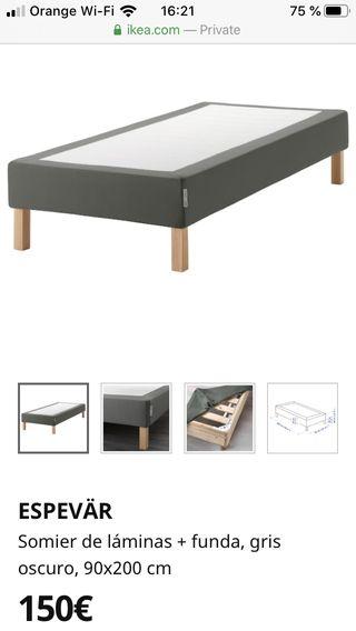 Somier de láminas IKEA