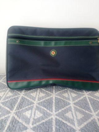 maleta de lona