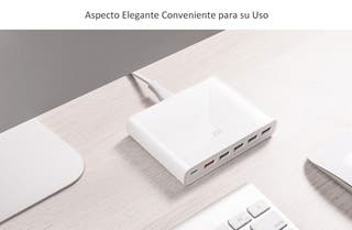 Cargador multiusb Xiaomi
