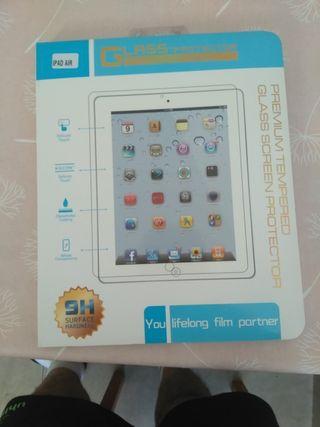 tres protectores para iPad Air nuevas a estrenar
