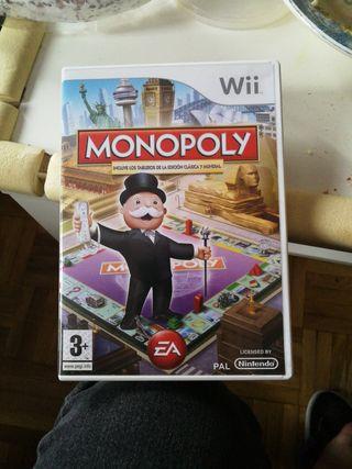 Monopoly para la Wii