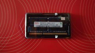 Memoria RAM HYNIX 4GB Ddr3 1333 MHz.NUEVA.